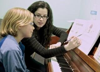 Piano Instuction