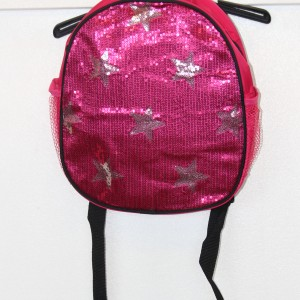 Pink Star Backpack